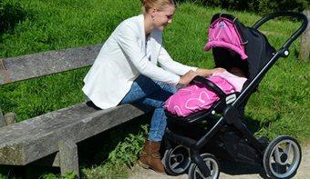 Babytæpper og barnevognstæpper