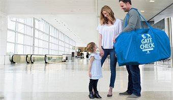 Transporttasker til barnevognen
