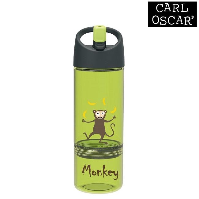 Drikkedunk til børn med snackkop Carl Oscar Green Monkey