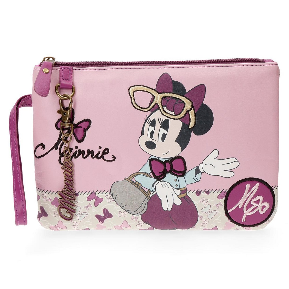 Ipad fodral Minnie Mouse rosa