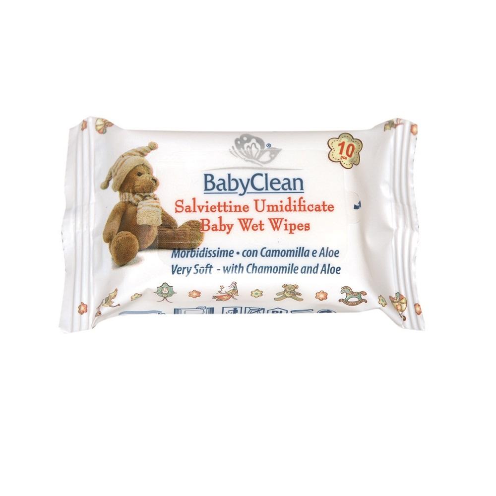 Baby Clean vådservietter til baby
