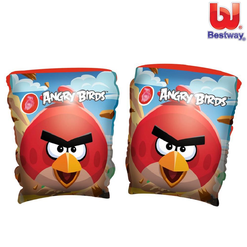 Svømmevinger Bestway Angry Birds 2-6 år