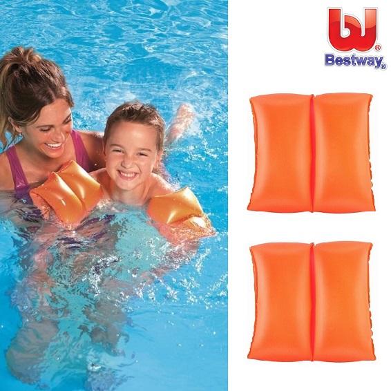 Svømmevinger Bestway Orange 2-6 år