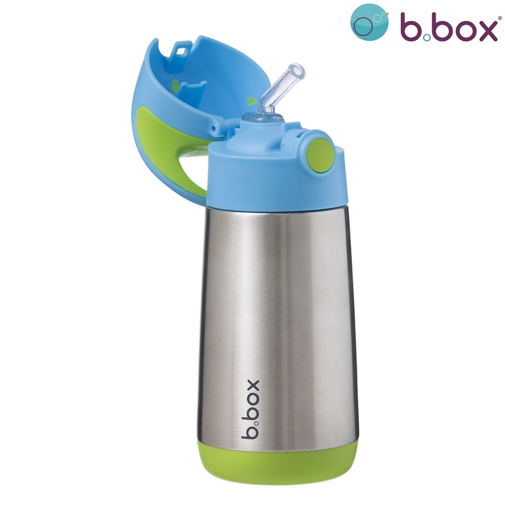 Termo drikkedunk med sugerør til børn B.box Ocean Breeze