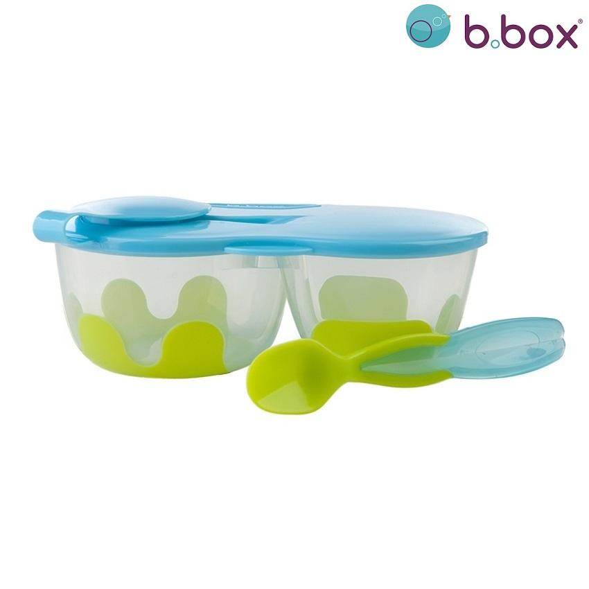 Madkasse til børn B.box Aqualicious