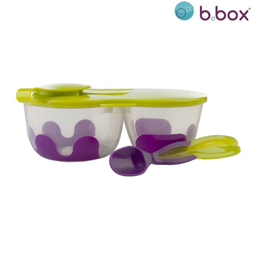 Madkasse til børn B.box Grapearama