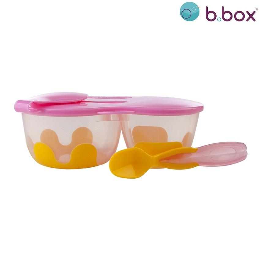 Madkasse til børn B.box Pinkilily