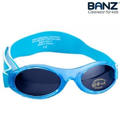 Solbriller til baby BabyBanz Aqua