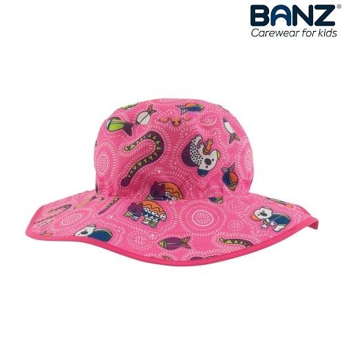 UV solhat til børn BabyBanz Girls Beach