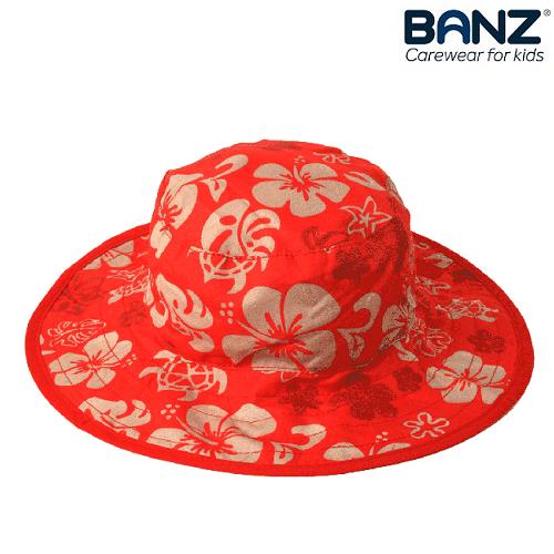 UV solhat til børn BabyBanz Red
