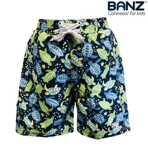 Svømme shorts til børn Banz Turtle