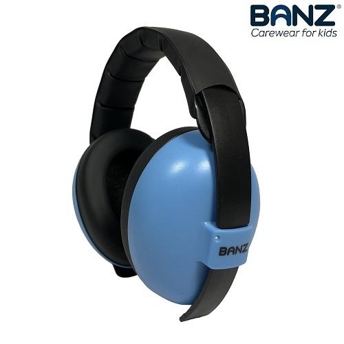 Høreværn til børn Banz Bubzee baby Blå