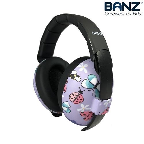 Høreværn til børn Banz Bubzee baby Butterfly