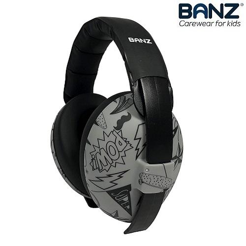 Høreværn til børn Banz Bubzee baby Graffiti