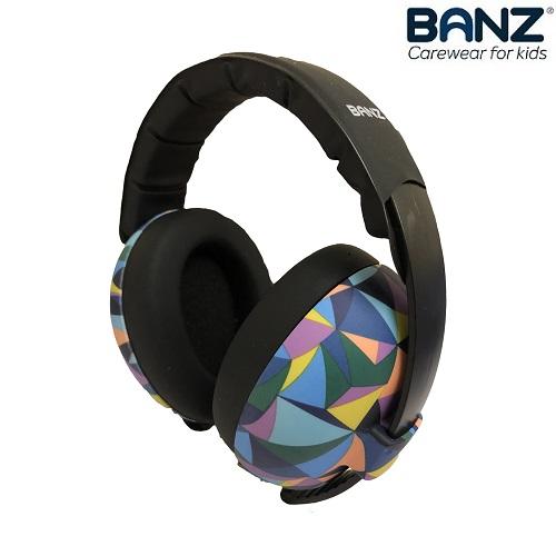 Høreværn til børn Banz Bubzee baby Kaleidoscope