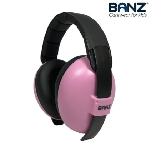 Høreværn til børn Banz Bubzee baby Lyserød