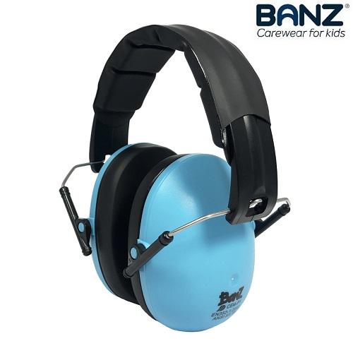 Høreværn til børn Banz Kids Blå