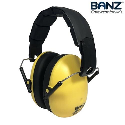 Høreværn til børn Banz Kids Gold