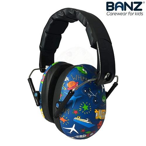 Høreværn til børn Banz Transport