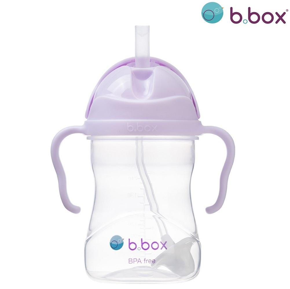 Drikkeflaske til børn B.box Sippy Cup Boysenberry