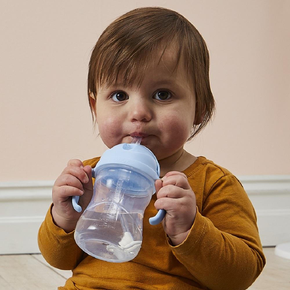 Drikkeflaske til børn B.box Sippy Cup Bubblegum