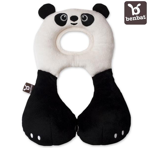 Nakkepude til børn Benbat Travel Friends Panda 1-4  år