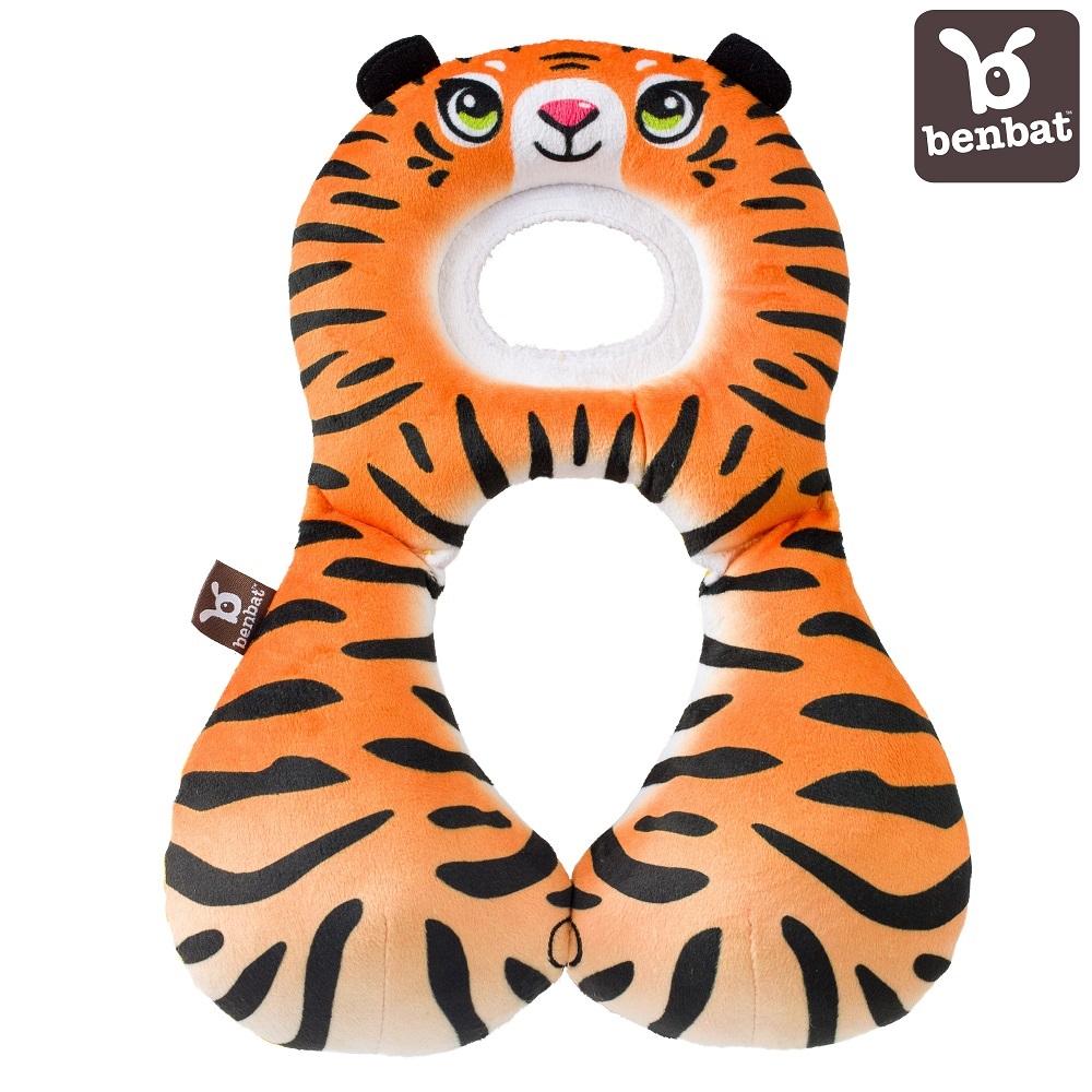 Nakkepude til børn Benbat Travel Friends Tiger 1-4  år