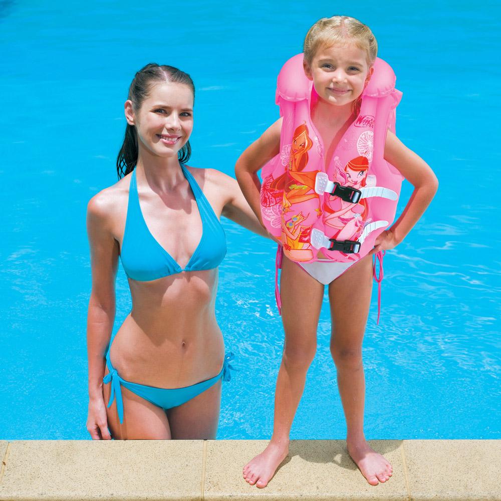 Bestway oppustelig svømmevest - Princess