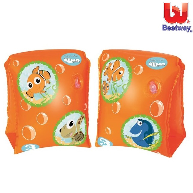 Svømmevinger Bestway Nemo 2-6 år