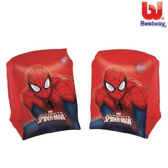 Svømmevinger Bestway Spiderman 2-6 år