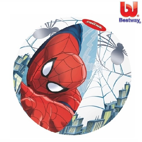 Oppustelig badebold Bestway Spiderman