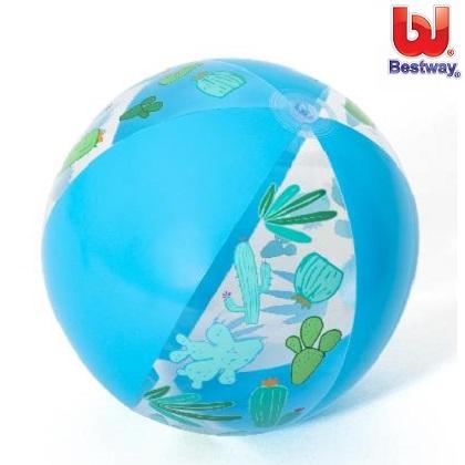 Badeboll Bestway Designer blå