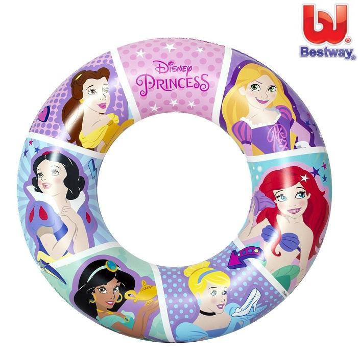 Svømmering Bestway Disney Princesses