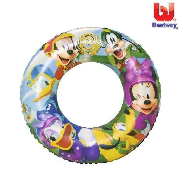 Svømmering til børn Bestway Mickey Mouse