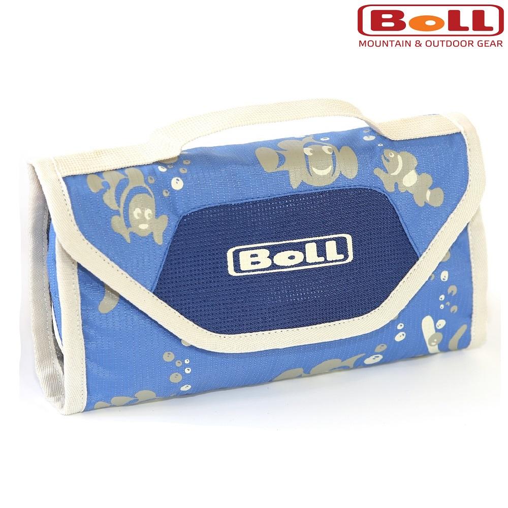 Toilettaske til børn Boll Toiletry blå