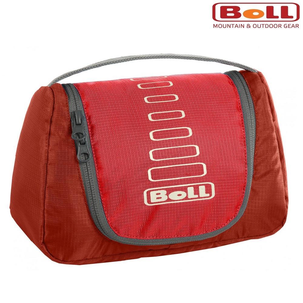 Toilettaske til børn Boll Kids Washbag rød