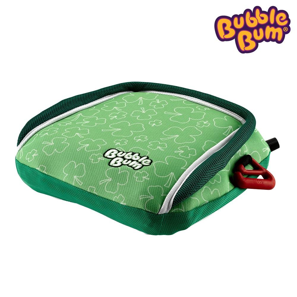 Oppustelig selepude Bubblebum grøn
