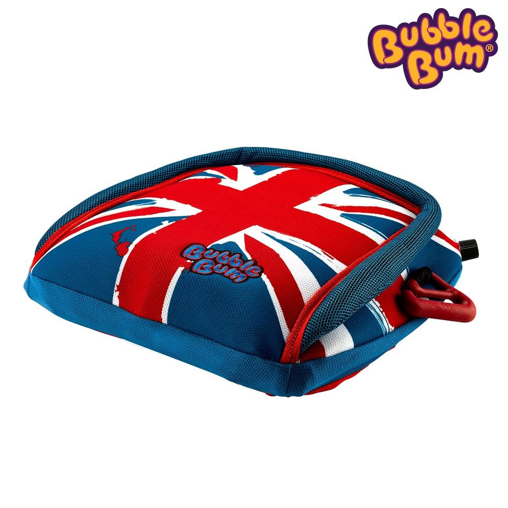 Oppustelig selepude Bubblebum Union Jack