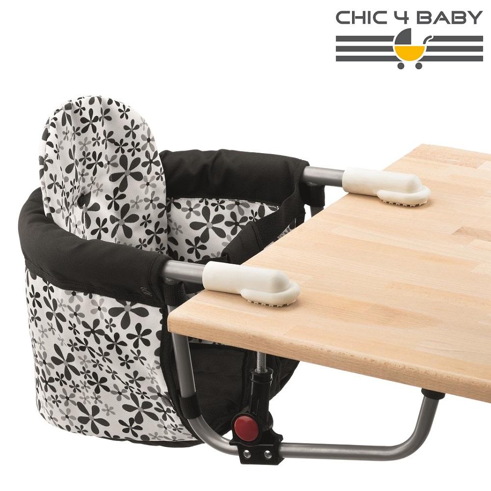 Rejsestol til børn Chic4Baby Flowers