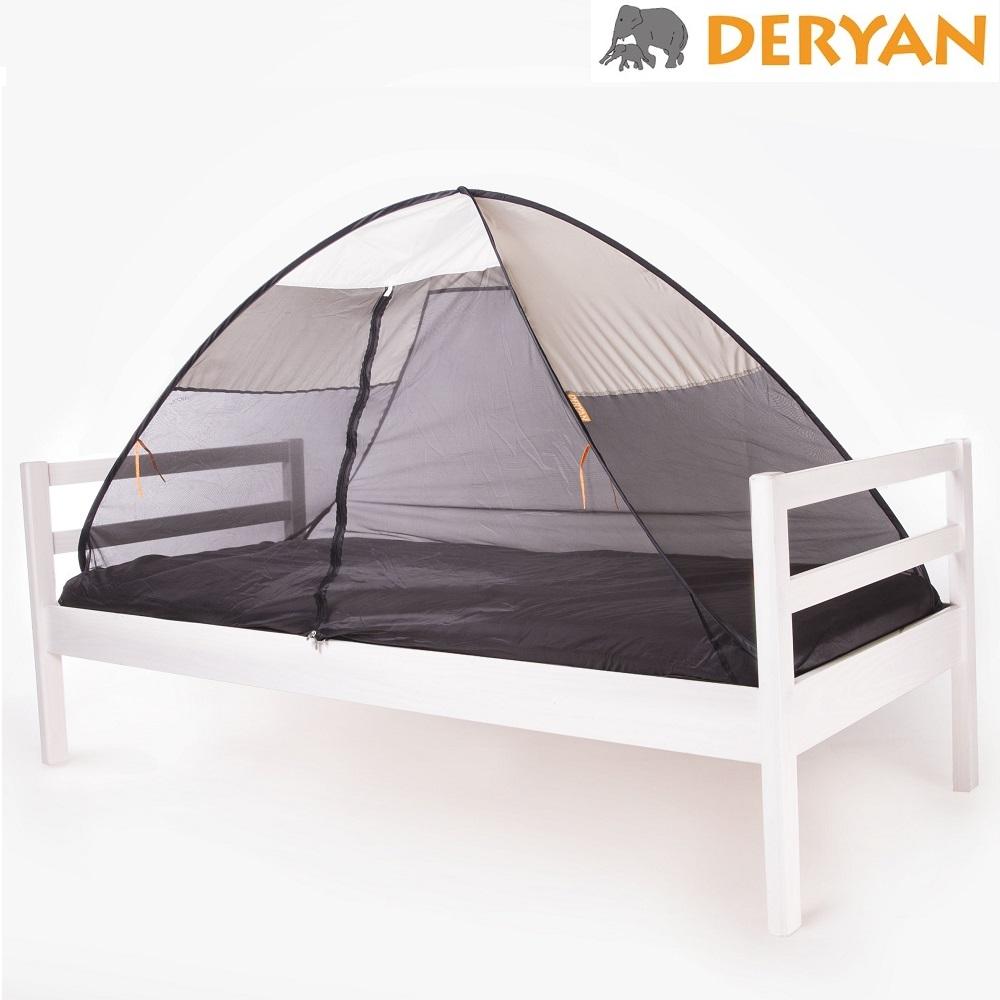 Myggenet og insektnet til seng Deryan Pop-up Cream