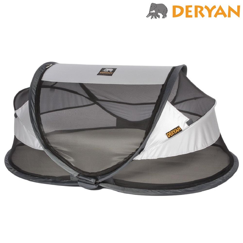 Rejseseng Deryan Baby Luxe sølv
