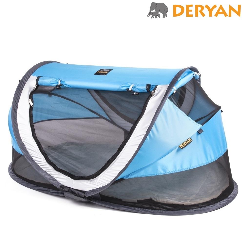 Rejseseng Deryan Toddler Luxe blå