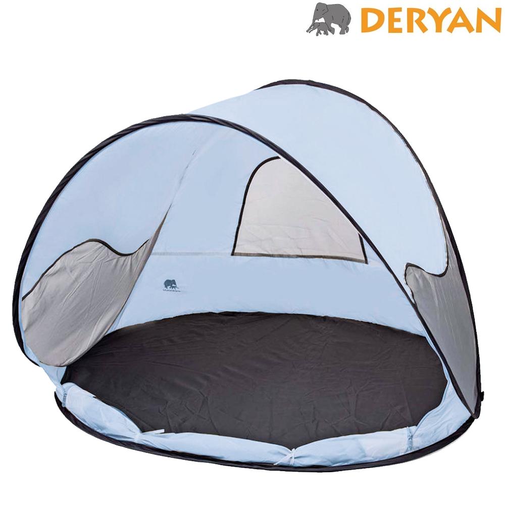 UV-telt Deryan Pop-up Sky Blue