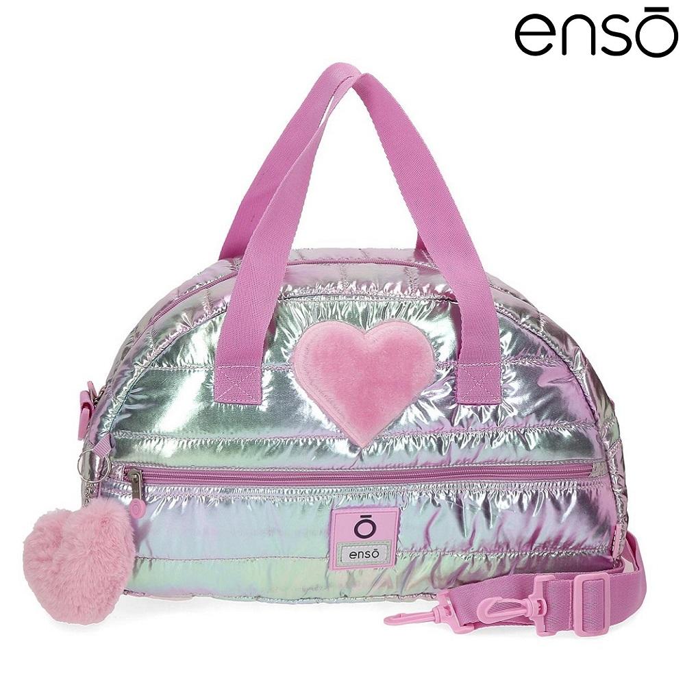 Rejsetaske og sporttaske til børn Enso Fancy