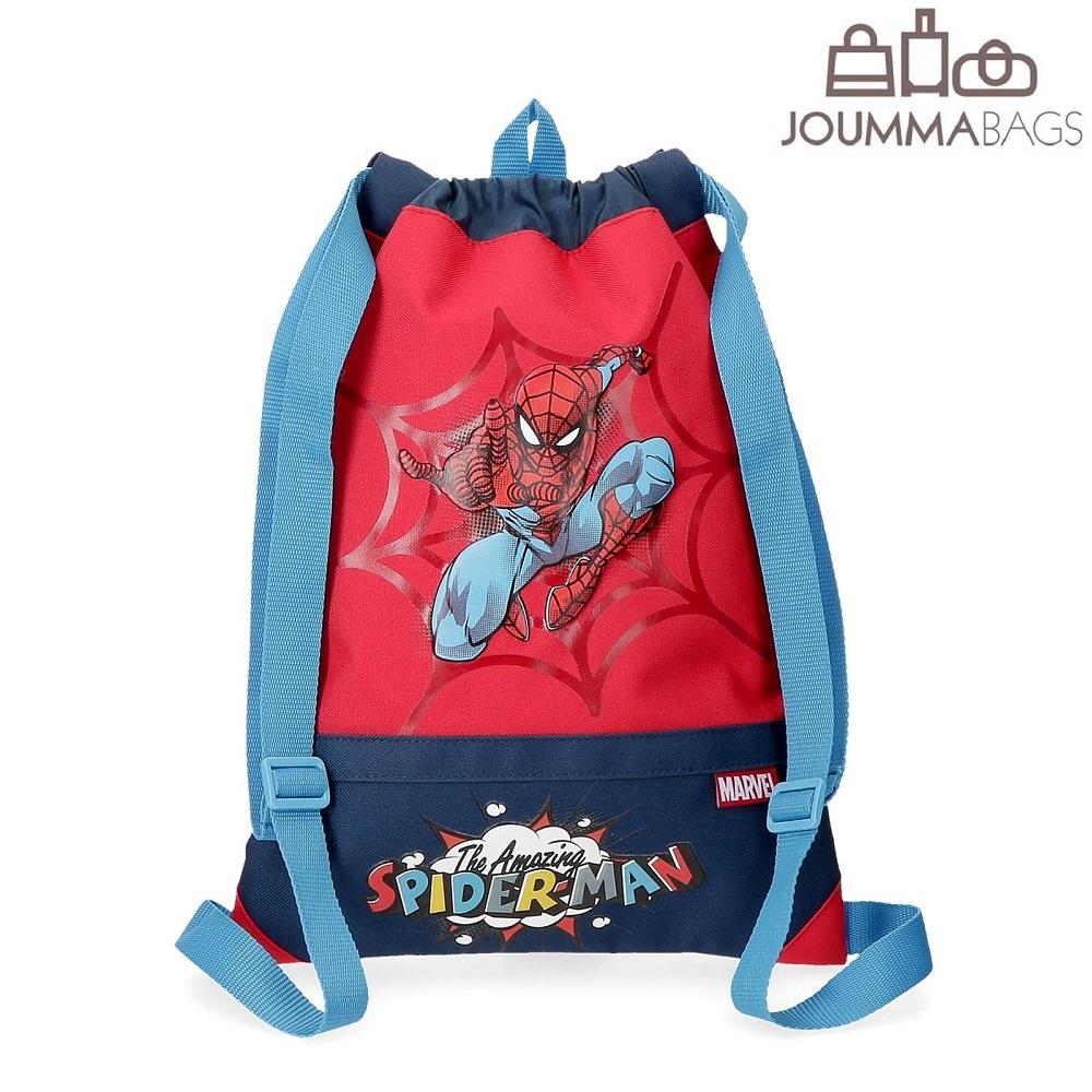 Gymnastikpose Spiderman