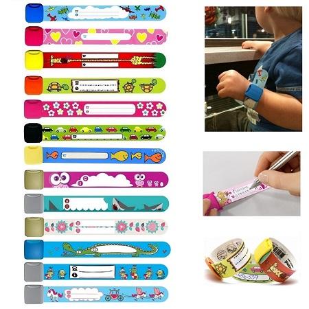 ID-armbånd til børn Infoband