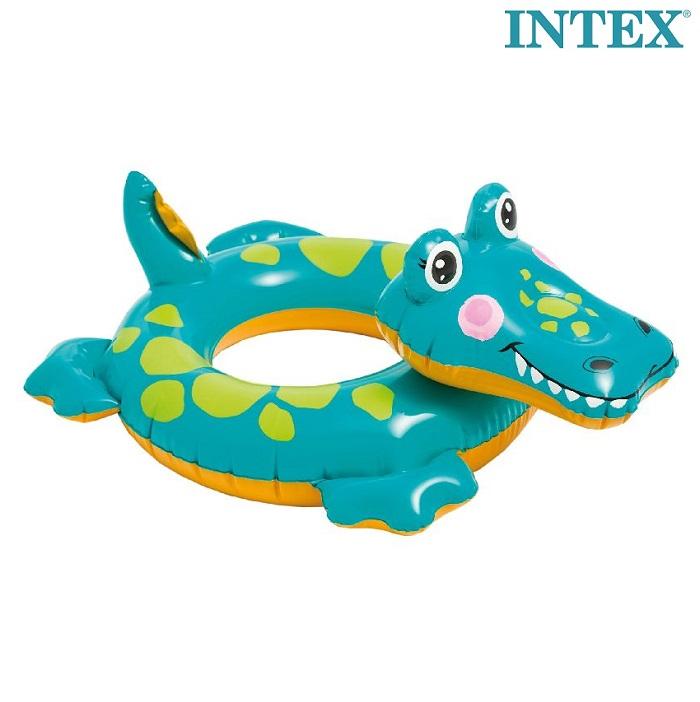 Badedyr Intex badering Krokodil