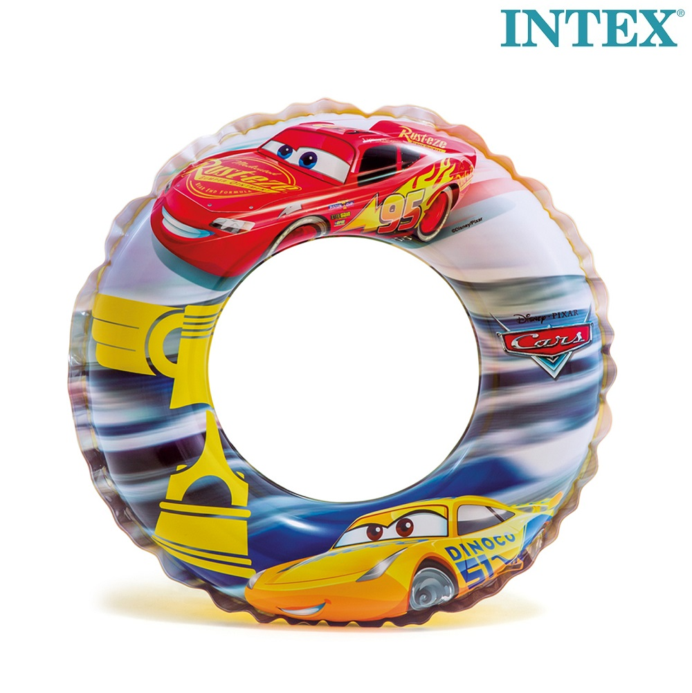 Badering til børn Intex Biler