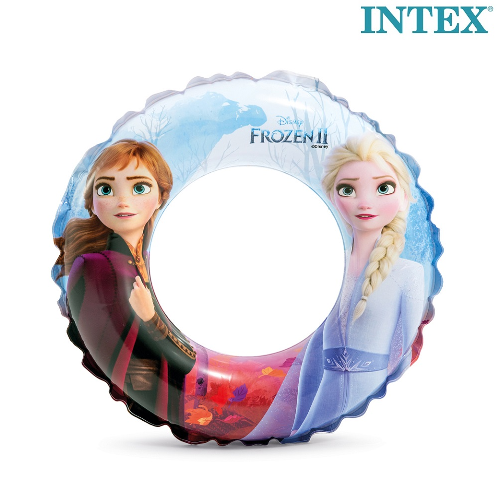 Badering til børn Intex Frost Elsa & Anna