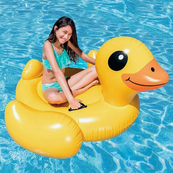 Oppustelig legetøj til pool Intex And XL